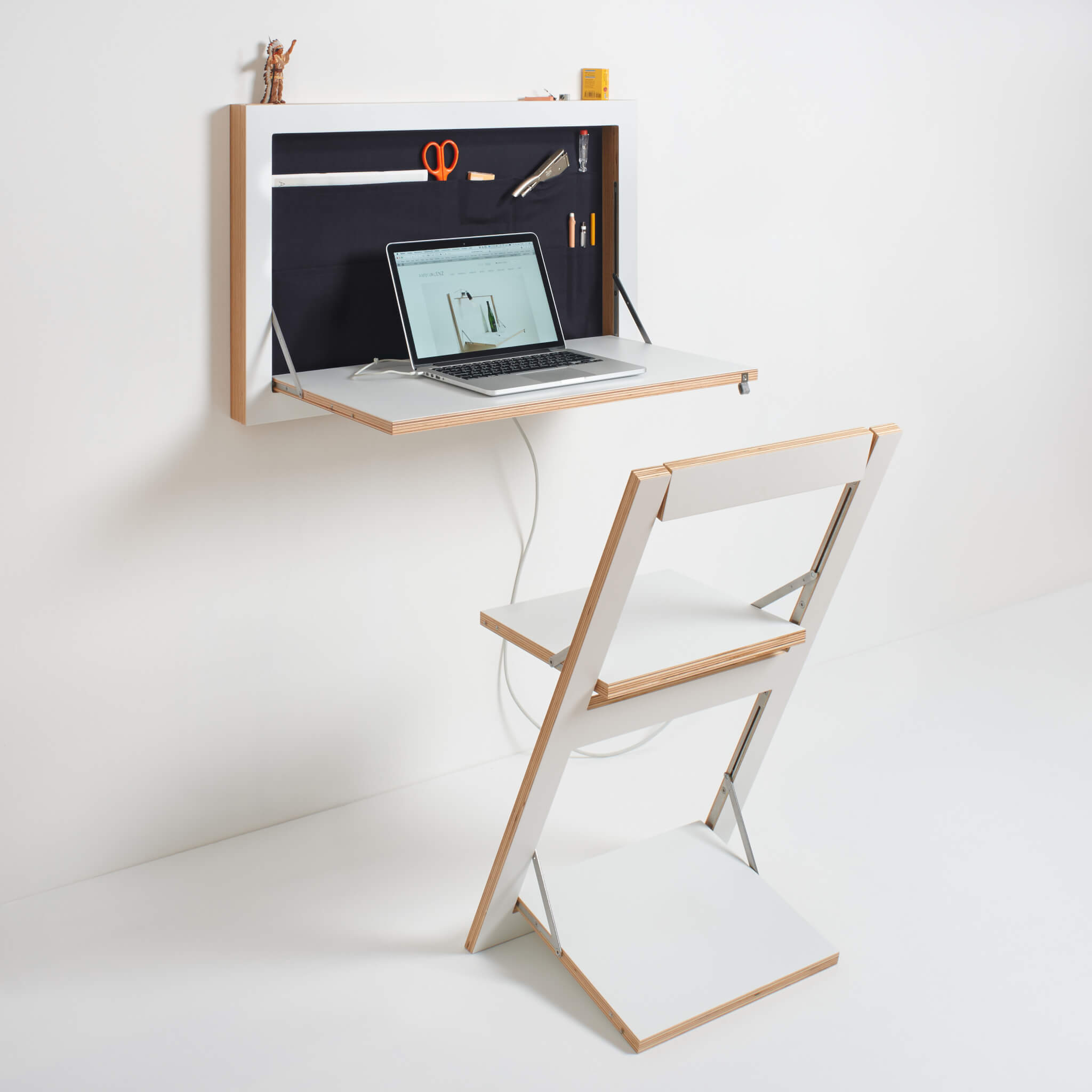 Space Saving Desk