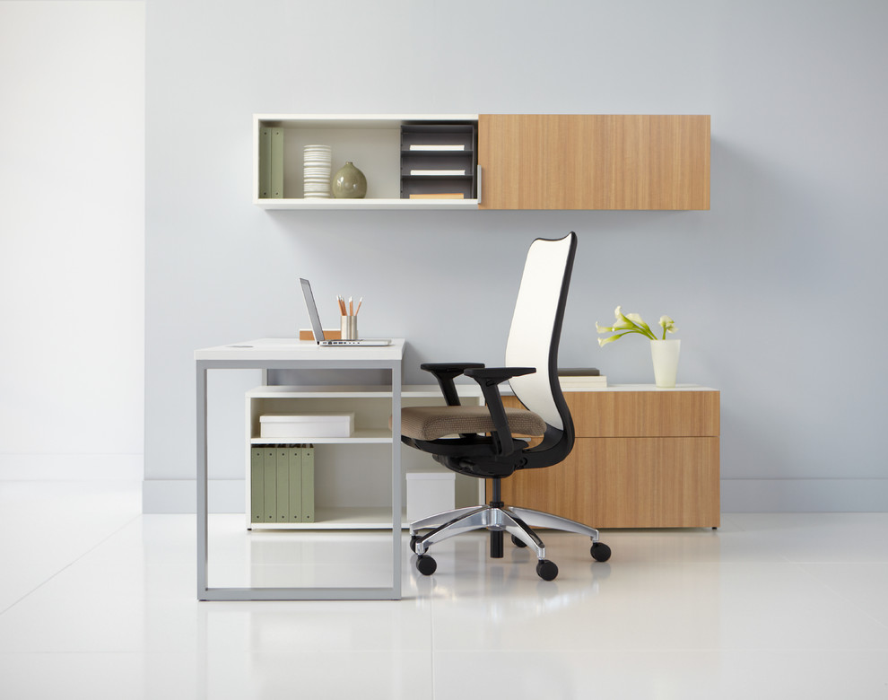 Modular Modern L-Shaped Desk