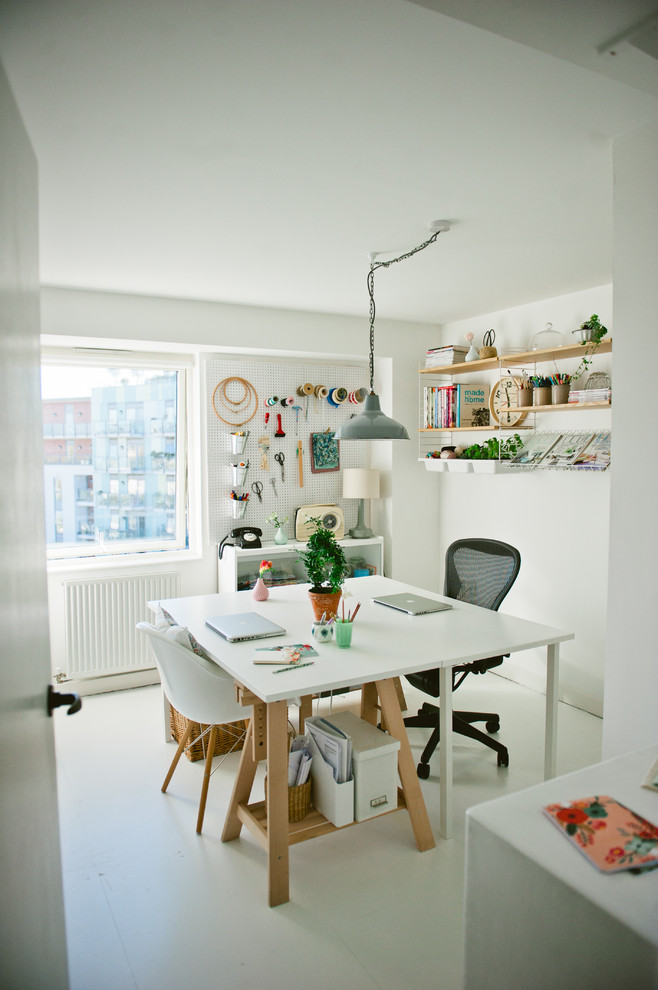 Share A Side - Home Office For Two