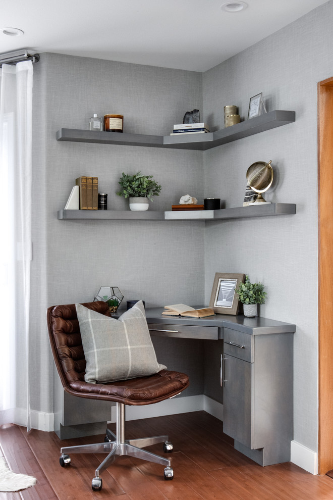 Small Home Office Corner Spot