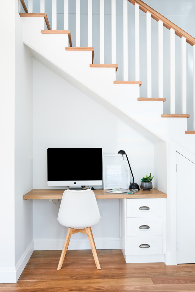 Small Home Office Nook