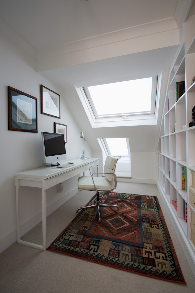Sunny Spot Small Home Office