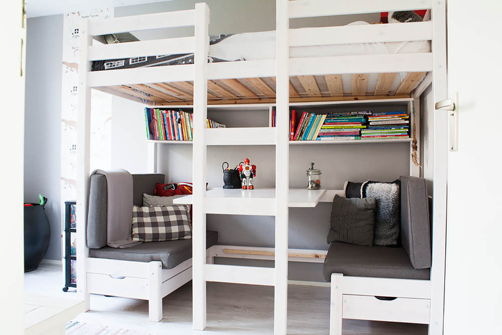 Loft Beds with Convo Desk