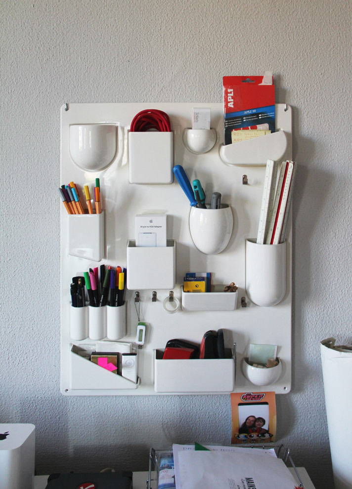 Home Office Organization Station